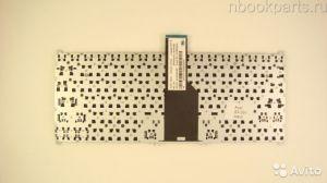 Клавиатура Acer Aspire S3-391 S3-951 V5-121 756 (горизонтальный enter)