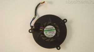 Вентилятор (кулер) Asus A3 A8 F3 M51 (4pin)