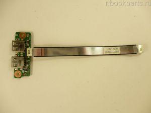 USB плата с шлейфом eMachines D443