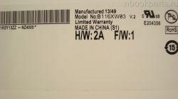 "Матрица 11.6"" B116XW03 V.2 (уши вверх/вниз)"