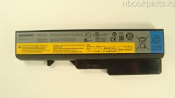 Б/у аккумуляторная батарея для Lenovo Ideapad G560 G570 Z570 B570 (износ 19%)