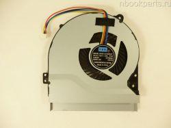Вентилятор (кулер) Asus A550X R510J X550J FX50 (толщина 10мм)