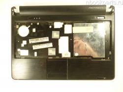 Палмрест с тачпадом Acer Aspire One D250 (KAV60)
