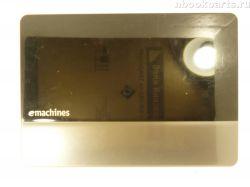 Крышка матрицы eMachines D640