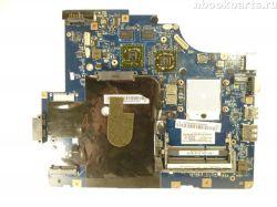 Неисправная материнская плата Lenovo IdeaPad G565 (дефект)