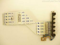 Плата LED индикаторов Packard Bell NAV50