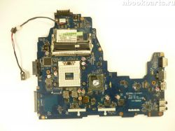 Неисправная материнская плата Toshiba Satellite C660