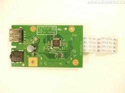 USB/ Audio/ Cardreader плата Lenovo IdeaPad B590