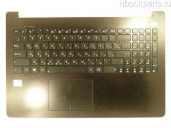 Палмрест с клавиатурой и тачпадом Asus X502CA