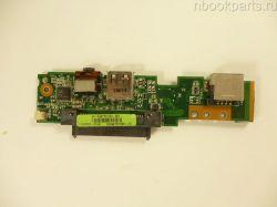 Audio/ USB/ Lan плата Asus Eee PC 1001PXD
