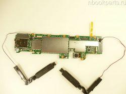 Неисправная материнская плата Sony SGPT1311