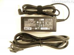 Блок питания для ноутбуков Acer, eMachines, Packard Bell 65W 19V 3.42A (5.5x1.7) (Б/У)