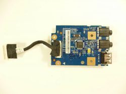 USB/ Audio плата Lenovo IdeaPad B570/ B575