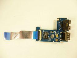 USB/ LAN плата Lenovo IdeaPad B570/ B575