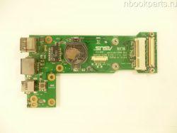 Плата питания/ USB/ LAN Asus K42J/ X42J/ A42J