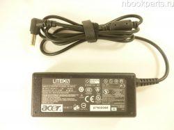 Блок питания для ноутбуков Acer, eMachines, Packard Bell 65W 19V 3.42A (5.5x1.7)
