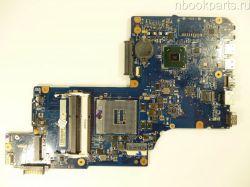 Неисправная материнская плата Toshiba Satellite C870