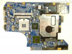 Неисправная материнская плата Lenovo IdeaPad Z570/ Z575