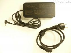 Блок питания для ноутбуков Asus, DNS, Fujitsu, Lenovo, MSI, Toshiba 120W 19V 6.15A (5.5x2.5) (Б/У)