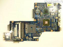 Неисправная материнская плата Toshiba Satellite C850/ C855