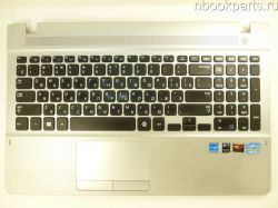 Палмрест с тачпадом и клавиатурой Samsung NP300E5E