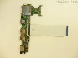 Плата питания/ включения/ USB/ LAN/ Cardreader Asus Eee PC 1025C