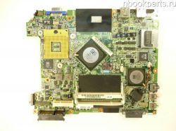 Неисправная материнская плата RoverBook Navigator V211WH (дефект)