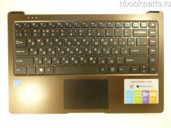 Палмрест с тачпадом и клавиатурой Prestigio Smartbook 133S (P133S)