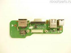Плата USB/ LAN / VGA Dell Inspiron 1545
