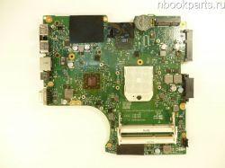 Неисправная материнская плата HP Compaq 625