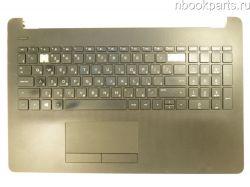Палмрест с тачпадом и клавиатурой HP 15-BW/ 15-BS (дефект)
