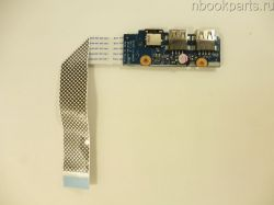 USB/ Audio плата Acer Aspire One 756 (Q1VZC)