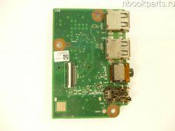 USB/ Audio/ Cardreader плата без шлейфа DNS A15FD (дефект)
