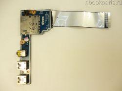 USB/ Audio/ CardReader плата Lenovo IdeaPad S400 S300U S405 S410 S410P S415 S40-70