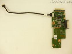 Плата заряда аккумулятора/ SIM Packard Bell EasyNote LL1 (BUTTERFLY M)