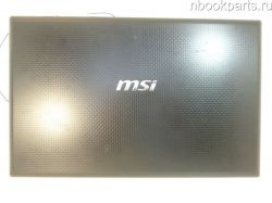 Крышка матрицы MSI CX61/ CR61/ GE60/ GP60/ GE620/ MS-16G5/ MS-16GS/ MS-16GA