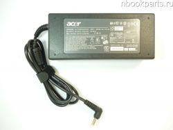 Блок питания для ноутбуков Acer, eMachines, Packard Bell 120W 19V 6.3A (5.5x1.7)