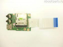 Audio/ USB плата Lenovo IdeaPad Z480/ Z485