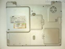 Нижняя часть корпуса Samsung X05