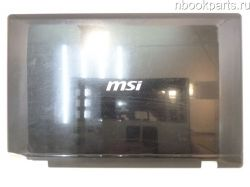 Крышка матрицы MSI CX500/ CR500 (MS-1682/ MS-1683) (дефект)