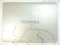 Крышка матрицы Toshiba Satellite L300/ L305 (дефект)