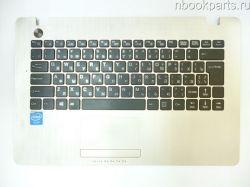 Палмрест с клавиатурой и тачпадом Dexp Athena T145/ AS11-1504 (0806734)