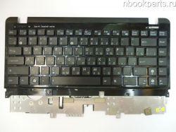 Палмрест (топкейс) с клавиатурой Asus Eee PC 1215/ 1215T