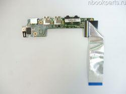 USB/ Audio/ LAN плата Asus Eee PC 1215/ 1215T