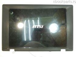 Крышка матрицы MSI CX500/ CR500 (MS-1682/ MS-1683) (восстановленная)