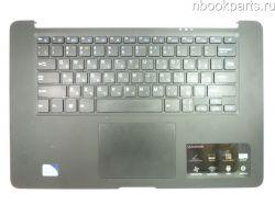 """Палмрест (топкейс) с тачпадом и клавиатурой Zeuslap 14"""" Inch A8"""