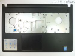 Палмрест (топкейс) с тачпадом Dell Inspiron 3558 (P52F)