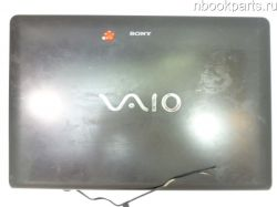 Крышка матрицы Sony Vaio VPC-EE (PCG-61511V) (дефект)