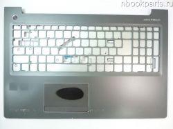 Палмрест (топкейс) с тачпадом Lenovo IdeaPad 310-15ISK/ 310-15IKB (дефект)