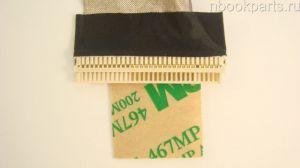 Шлейф матрицы Asus K52 X52 A52 (CCFL 30pin)
